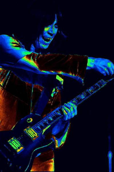 Photograph - Boston Rock #1 by Ben Upham