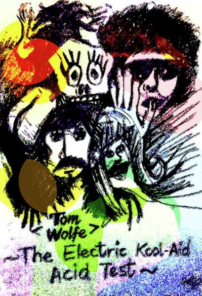 Tom Wolfe Original Poster  Art Print