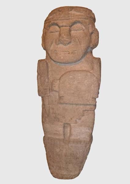 Tomb Guardian Art Print