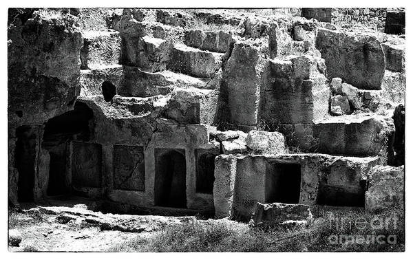 Wall Art - Photograph - Tomb Of The Kings by John Rizzuto