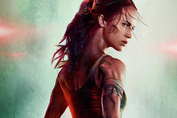 Mixed Media - Tomb Raider 2018  by Movie Poster Prints
