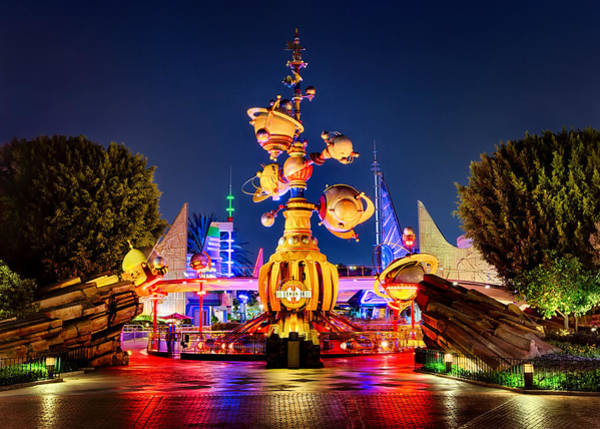 Tomorrowland Photograph - Tomorrowland - September 21, 2015 by Todd Young