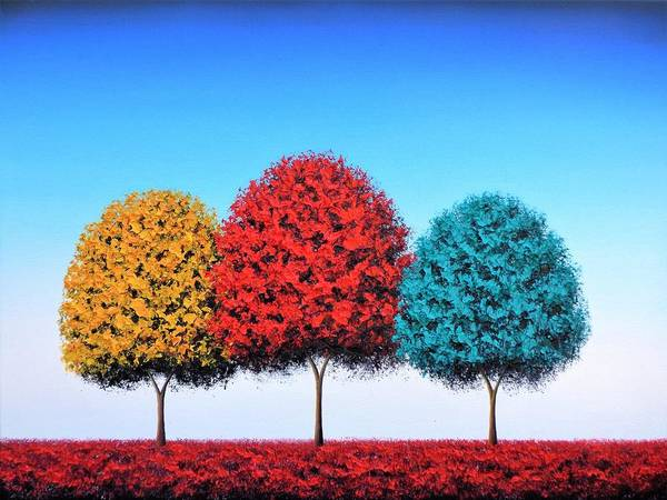 Wall Art - Painting - Tomorrow's Reach by Rachel Bingaman