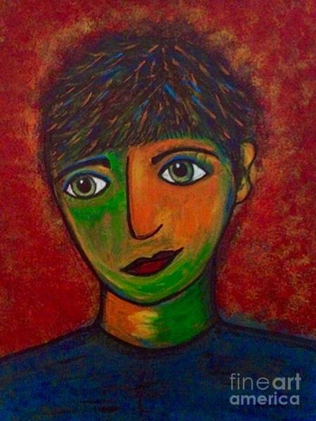 Painting - Tom's Thoughts by Susan Hendrich