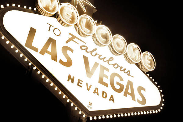 Destination Wall Art - Photograph - Tonight In Vegas by Az Jackson