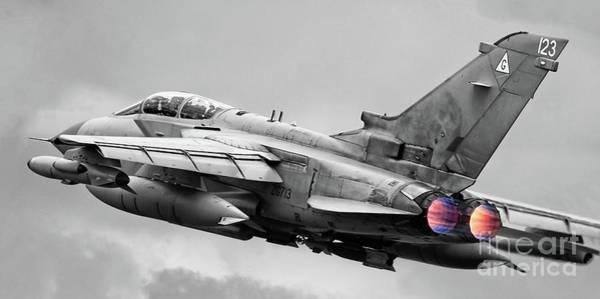 Tornado Digital Art - Tonka Afterburner by J Biggadike