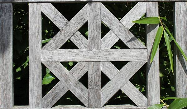 Wall Art - Photograph - Tons Of Triangles by Weathered Wood