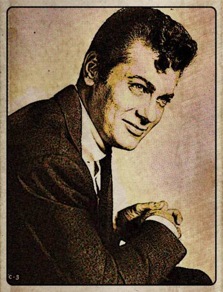 Tony Digital Art - Tony Curtis Vintage Hollywood Actor by Esoterica Art Agency
