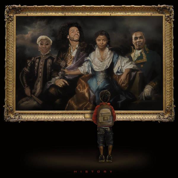 Matter Painting - Tony's History by TuTchT