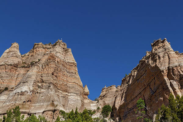 Photograph - Too Close To The Edge - Tent Rocks #2 by Stuart Litoff