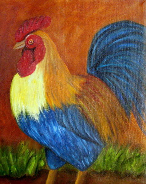 Painting - Too Early by Susan Dehlinger