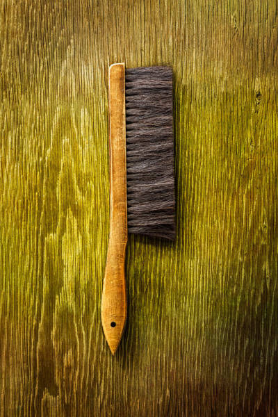 Drafting Photograph - Tools On Wood 52 by YoPedro