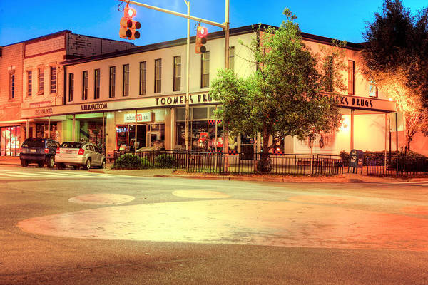 Toomer Wall Art - Photograph - Toomers Corner by JC Findley