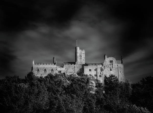 St Michaels Church Photograph - Top Of St Michaels Mount by Martin Newman