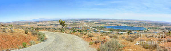 Photograph - Top Of The Antelope Valley by Joe Lach