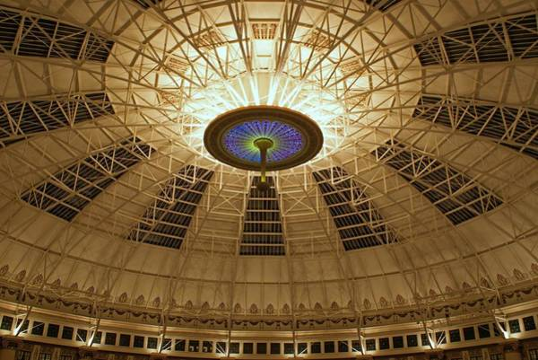 Photograph - Top Of The Dome by Sandy Keeton