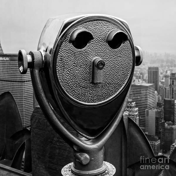 Nbc Photograph - Top Of The Rock by Edward Fielding