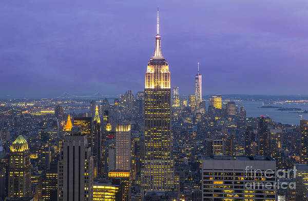 Photograph - Top Of The Rock by Keith Kapple