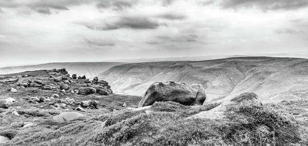 Photograph - Top Rock by Nick Bywater