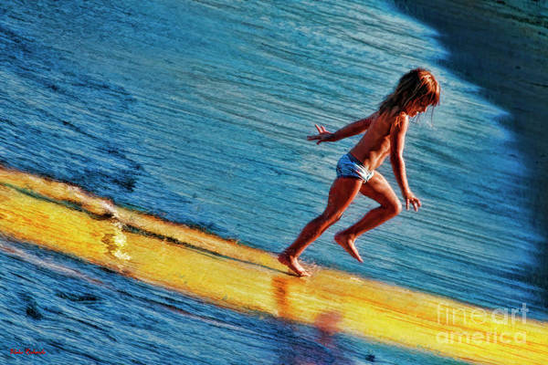 Photograph - Topless Run On The Yellow Water Road by Blake Richards