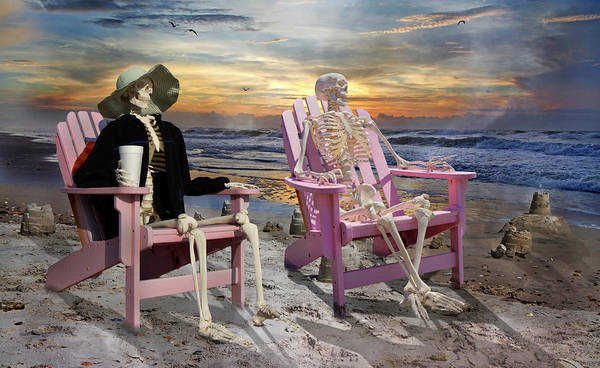 Grateful Dead Photograph - Topsail Tales by Betsy Knapp