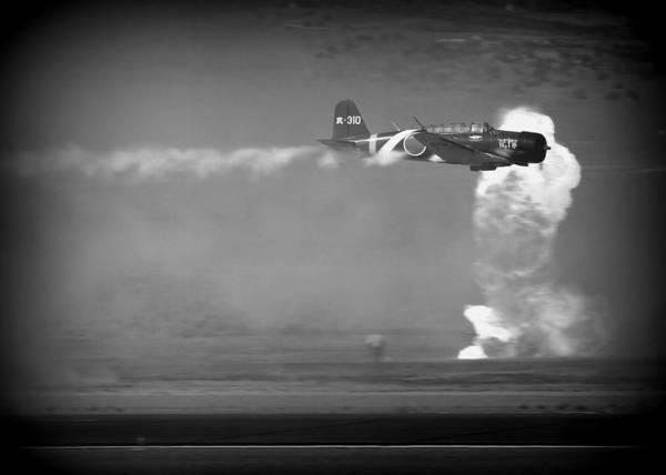 Photograph - Tora, Tora, Tora At The Reno Air Races by John King