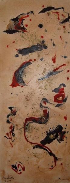 Emperor Of Japan Wall Art - Painting - Tori by Alexander Snehotta von Kimratshofen