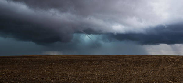 Severe Wall Art - Photograph - Tornado by Aaron J Groen