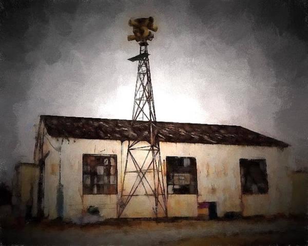 Painting - Tornado Warning by Joe Sparks