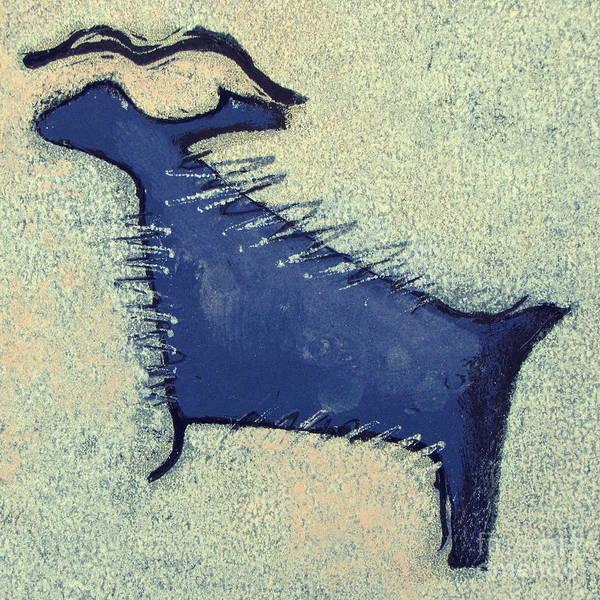 Petroglyphs Digital Art - Toro Muerto I by Pamela Iris Harden