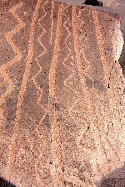 Photograph - Toro Muerto Petroglyph 19 by Aidan Moran