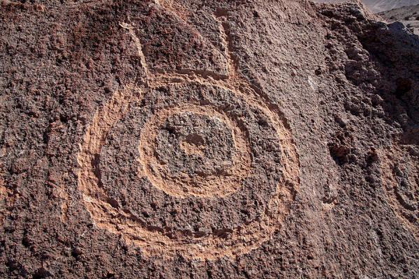 Photograph - Toro Muerto Petroglyph 20 by Aidan Moran
