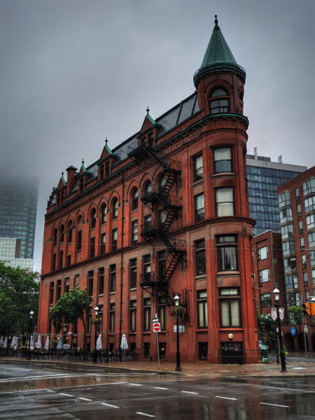 Photograph - Toronto - Gooderham Building 001 by Lance Vaughn
