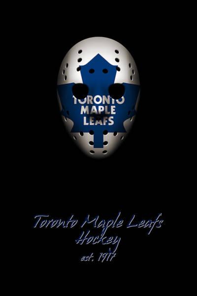 Wall Art - Photograph - Toronto Maple Leafs Established by Joe Hamilton