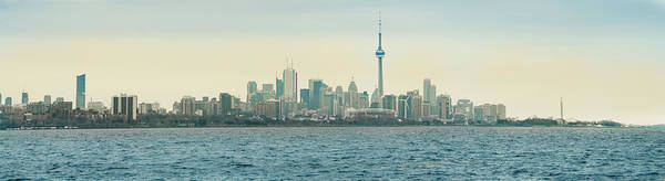 Photograph - Toronto Panorama by Bill Cannon