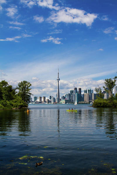 Radford Photograph - Toronto Skyline by Harry Radford