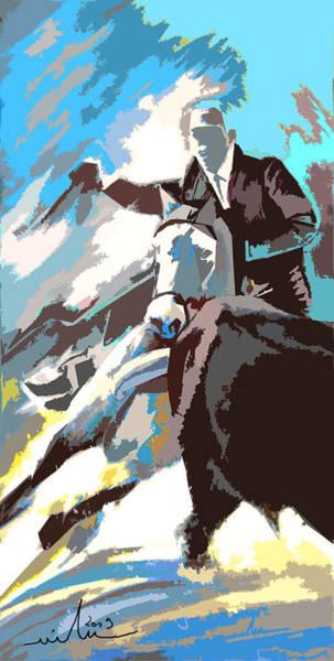 Acrilic Painting - Toroscape 31 by Miki De Goodaboom