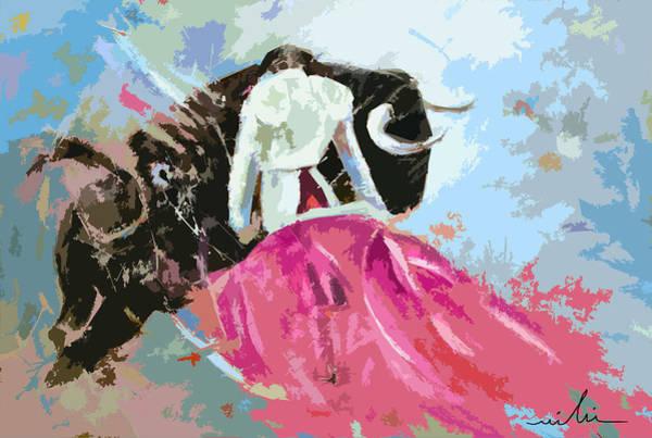 Painting - Toroscape 34 by Miki De Goodaboom