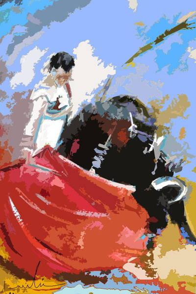 Painting - Toroscape 36 by Miki De Goodaboom