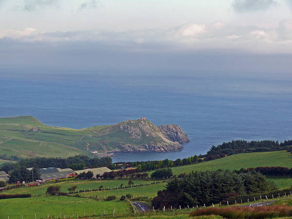 Photograph - Torr Head Viewed From Afar by Colin Clarke