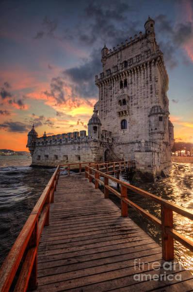 Photograph - Torre De Belem by Yhun Suarez