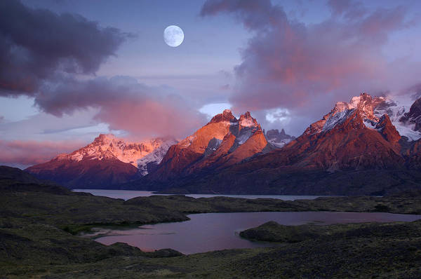 Wall Art - Photograph - Torres Del Paine Iv by Christian Heeb