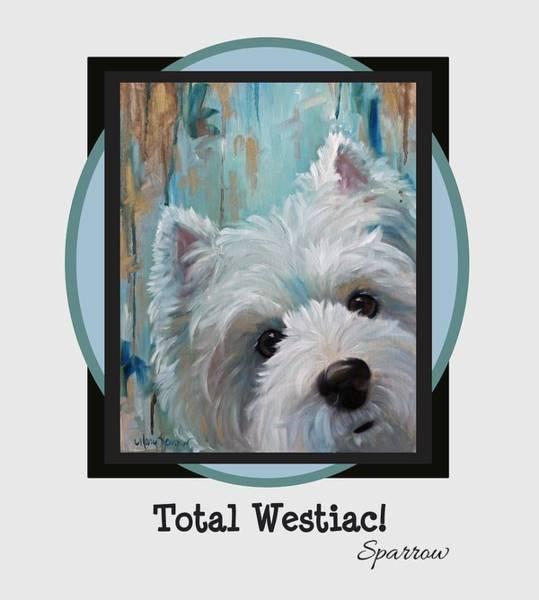 Novelties Painting - Total Westiac by Mary Sparrow
