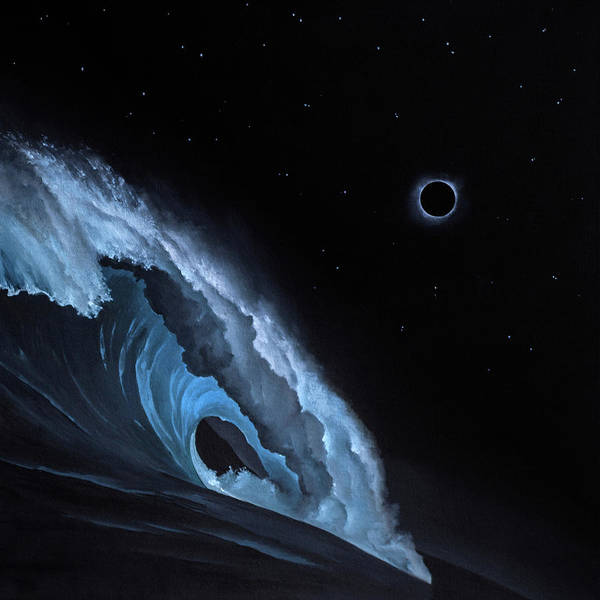 Painting - Totality by Cliff Wassmann
