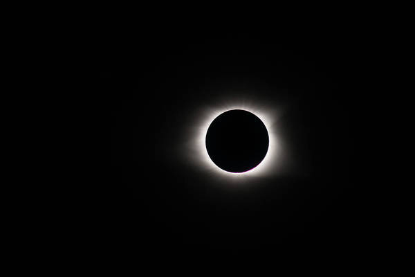 Photograph - Totality by Onyonet  Photo Studios