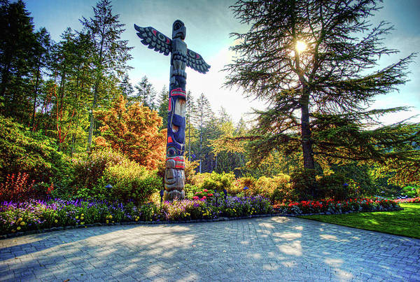 Photograph - Totem by Lawrence Christopher