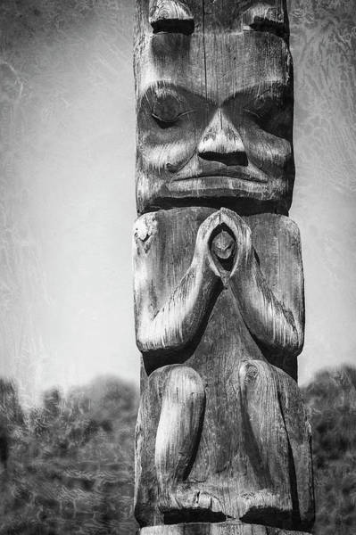 Photograph - Totem by Mary Lee Dereske