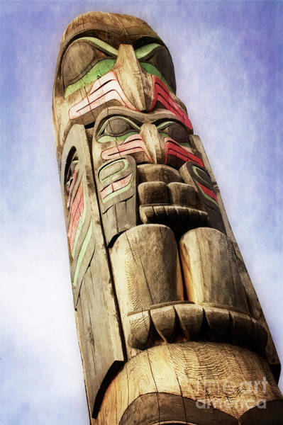 Photograph - Totem by Scott Kemper