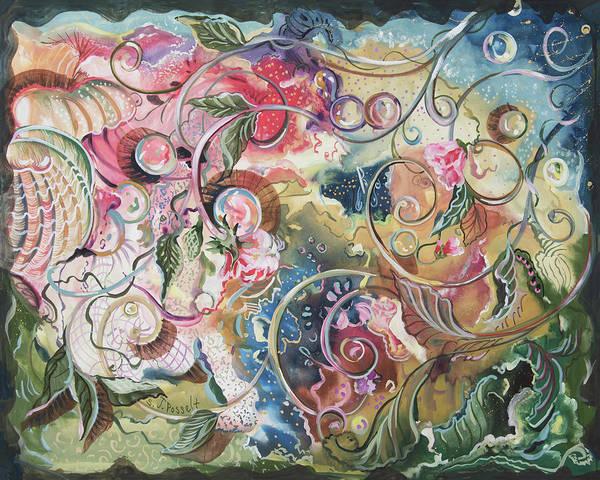 Painting - Toto's Symphony by Sheri Jo Posselt