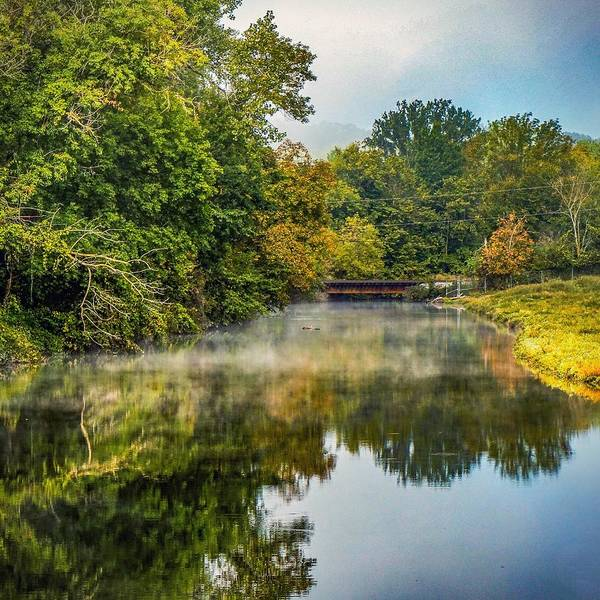 Photograph - A Gentle September Morning by Kendall McKernon